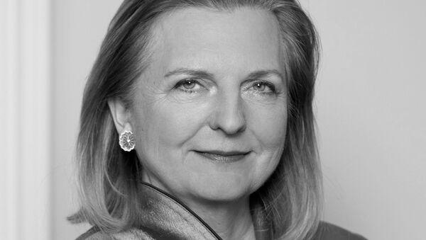 Dr. Karin Kneissl - Sputnik Polska