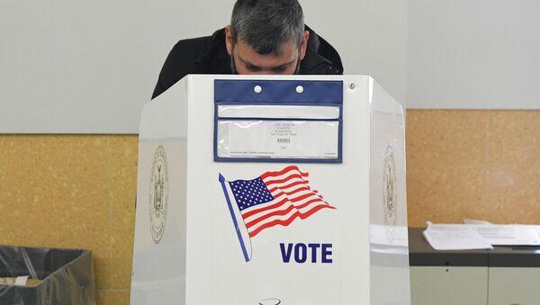 Wybory prezydenckie w USA 2020 - Sputnik Polska