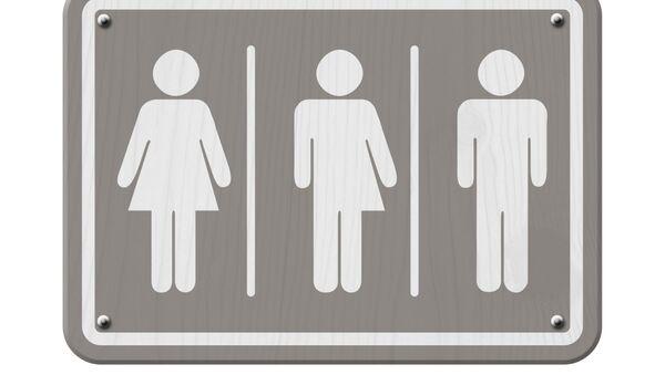 Znak z oznaczeniem trzech płci - Sputnik Polska