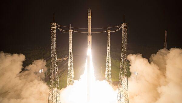 Start rakiety nośnej Vega - Sputnik Polska
