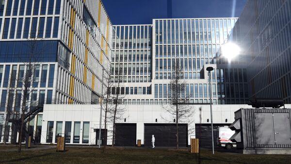 Szpital w Kommunarce - Sputnik Polska