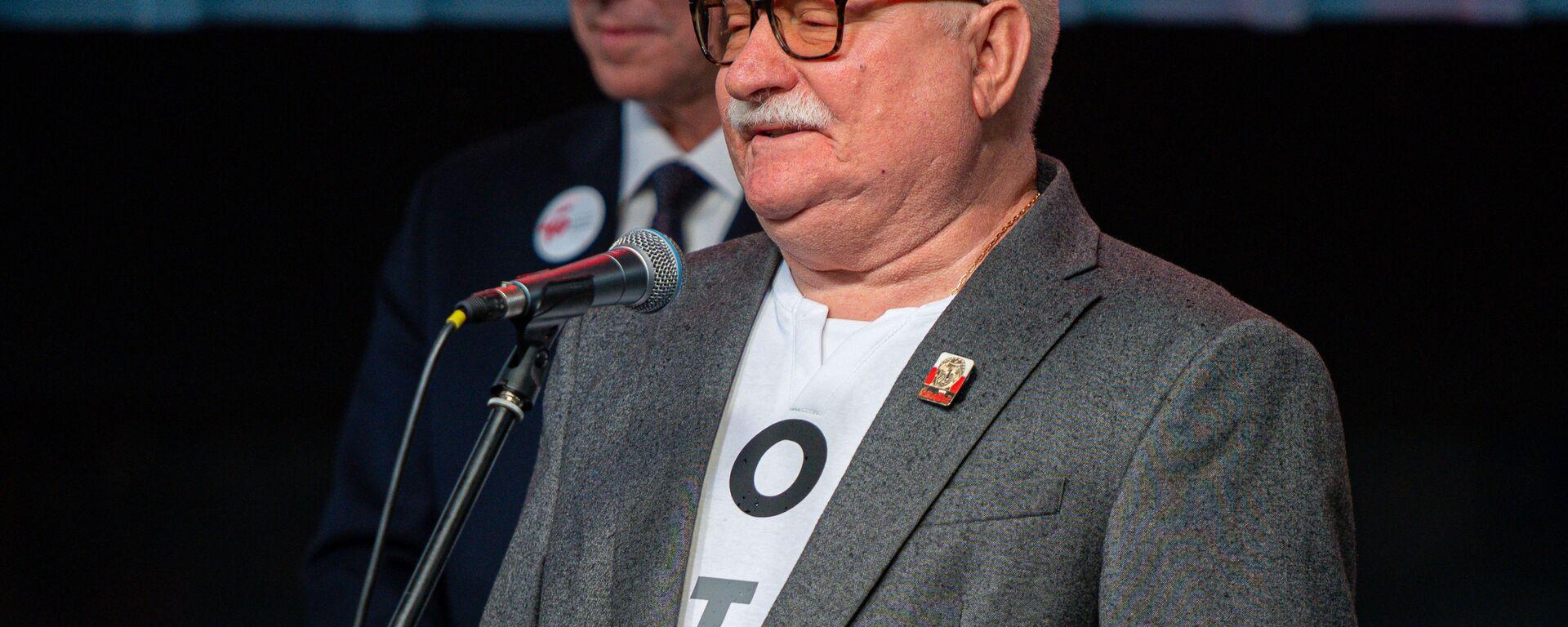 Lech Wałęsa - Sputnik Polska, 1920, 08.12.2020
