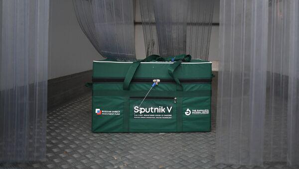 Szczepionka Sputnik V - Sputnik Polska