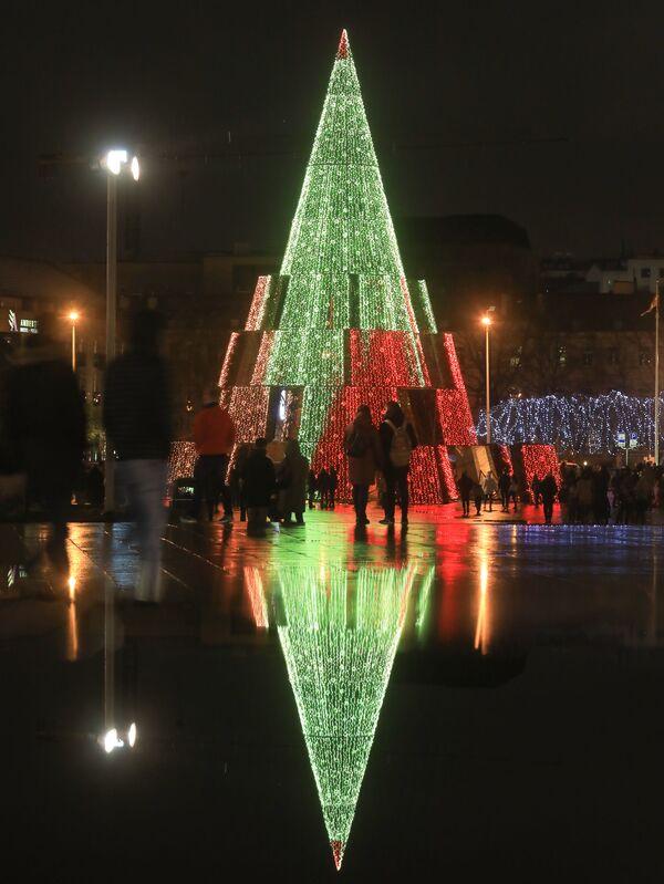 Świąteczne Wilno - Sputnik Polska
