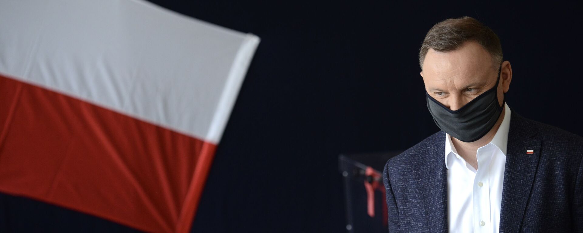 Prezydent RP Andrzej Duda - Sputnik Polska, 1920, 02.09.2021