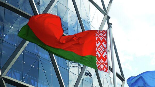 flaga białorusi - Sputnik Polska