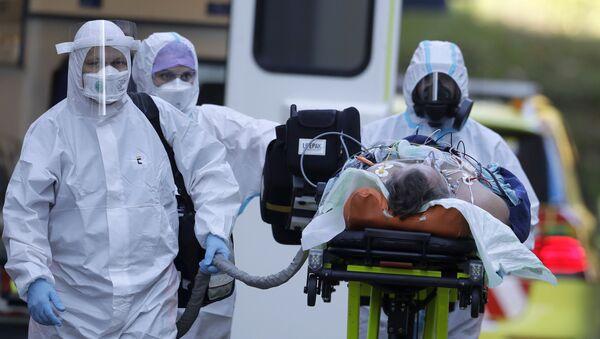 Pandemia koronawirusa SARS-CoV-2 w Czechach - Sputnik Polska