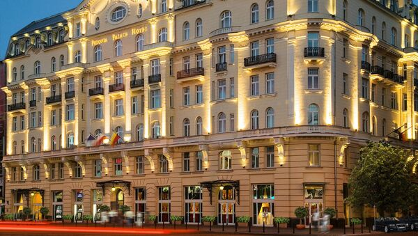 Hotel Polonia w Warszawie - Sputnik Polska