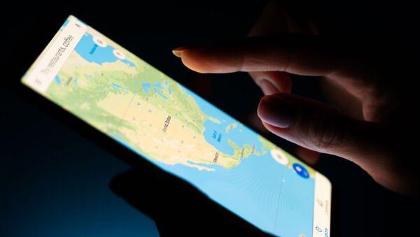 Aplikacja Mapy Google - Sputnik Polska