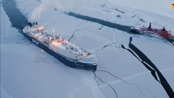 Rosja okiełznała Północną Drogę Morską - Sputnik Polska