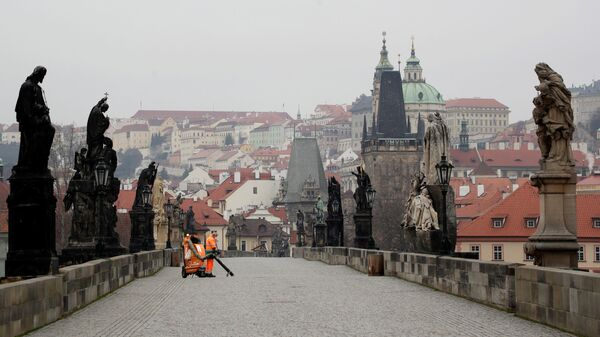 Praga - Sputnik Polska