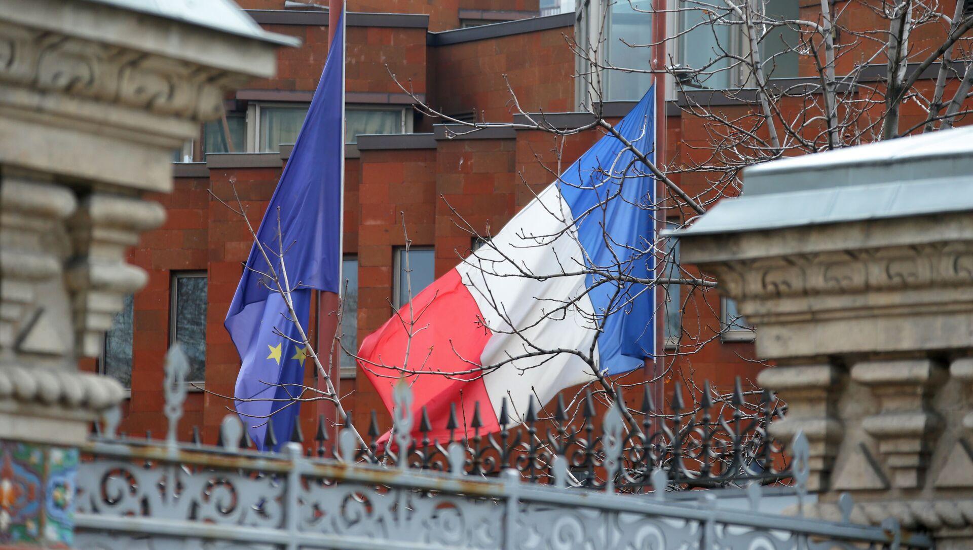 Ambasada Francji w Moskwie - Sputnik Polska, 1920, 06.03.2021