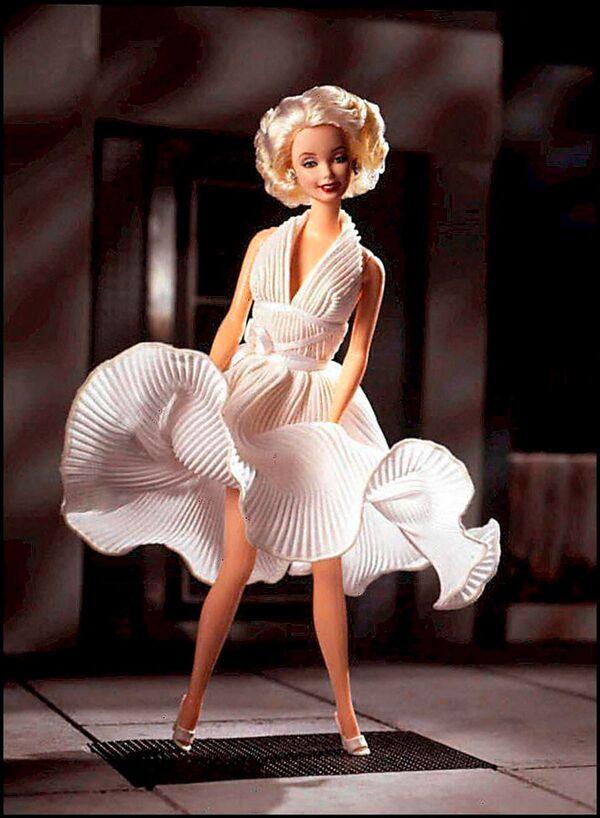 Lalka Barbie Marilyn Monroe - Sputnik Polska