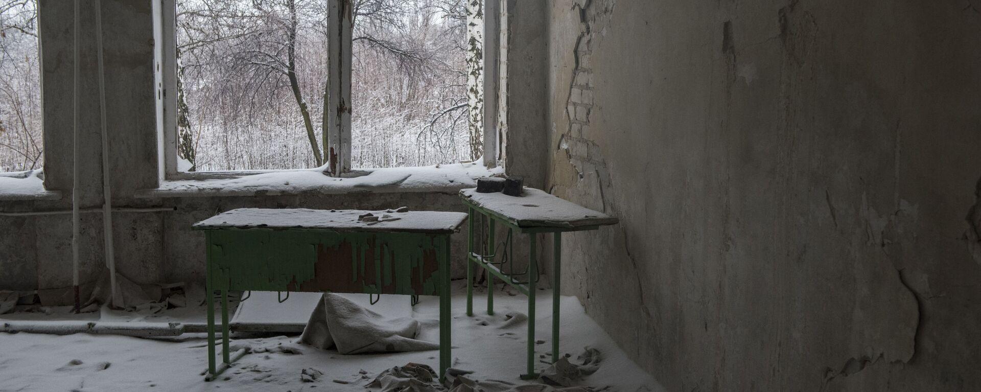 Konflikt zbrojny w Donbasie - Sputnik Polska, 1920, 14.03.2021