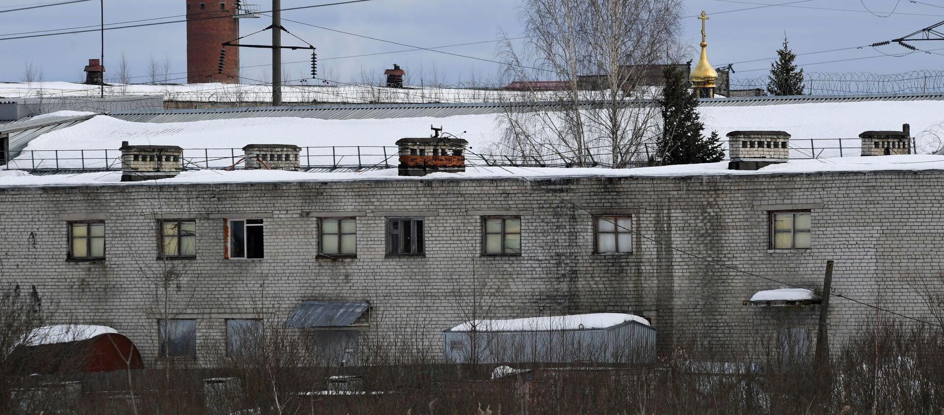 Kolonia karna nr 2 w Pokrowie w obwodzie włodzimierskim. - Sputnik Polska, 1920, 15.03.2021