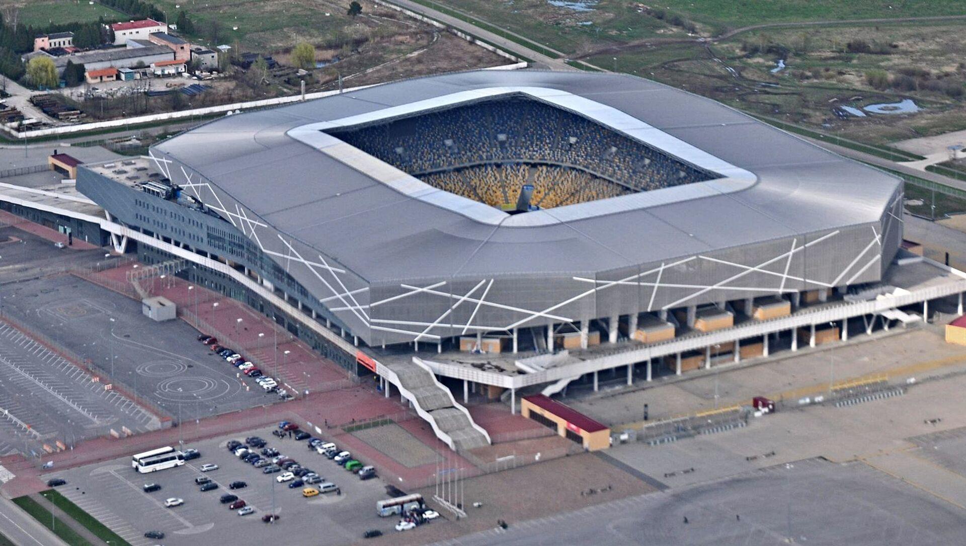 Stadion Arena Lwów. - Sputnik Polska, 1920, 16.03.2021