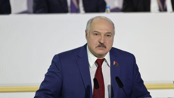Prezydent Białorusi Aleksander Łukaszenka. - Sputnik Polska