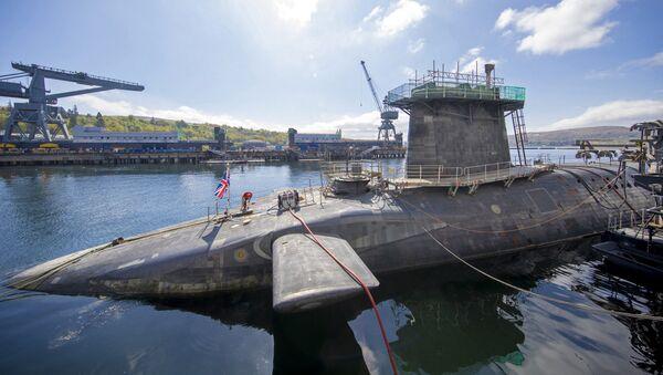 Brytyjski okręt podwodny - Sputnik Polska