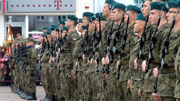Wojska Obrony Terytorialnej - Sputnik Polska
