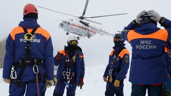 Służby ratownicze, Rosja - Sputnik Polska