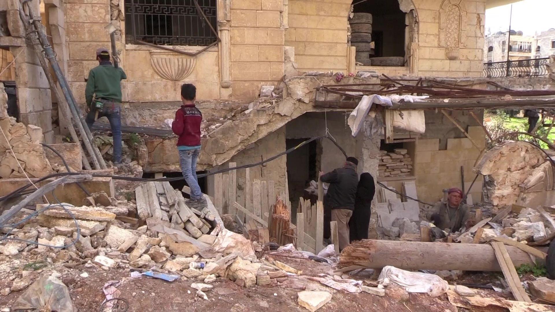 Syria Aleppo - Sputnik Polska, 1920, 22.03.2021