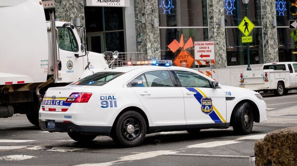 Policja, USA - Sputnik Polska