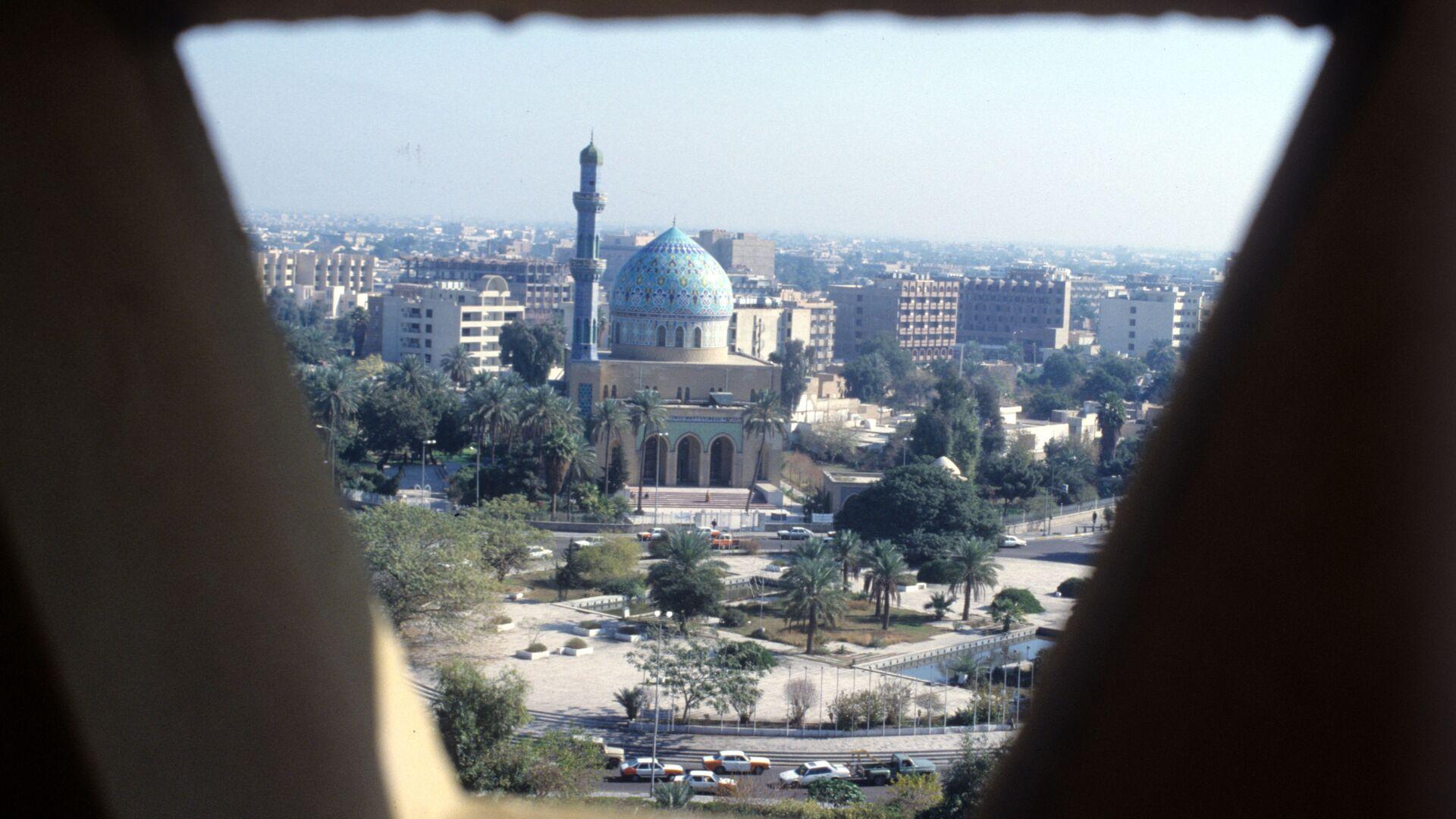 Widok na Bagdad, Irak - Sputnik Polska, 1920, 20.06.2021