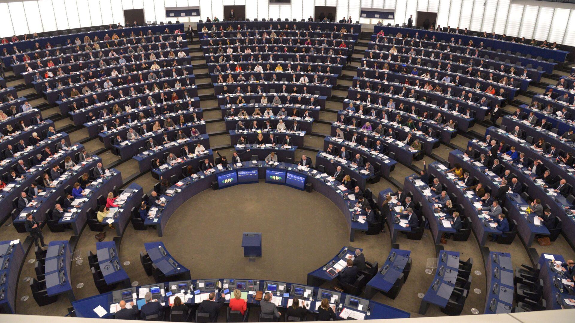 Parlament Europejski - Sputnik Polska, 1920, 16.09.2021