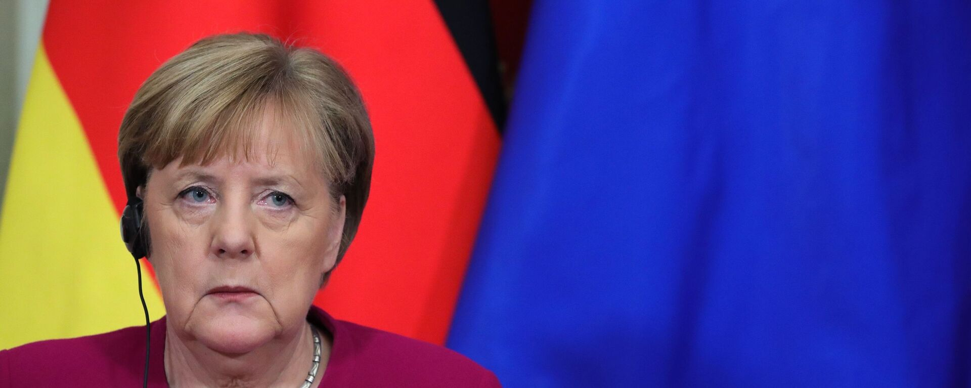 Angela Merkel - Sputnik Polska, 1920, 08.05.2021