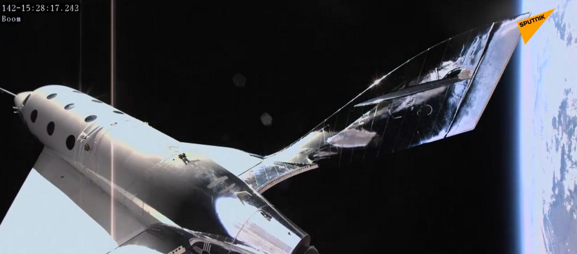 Virgin Galactic - Sputnik Polska, 1920, 26.05.2021