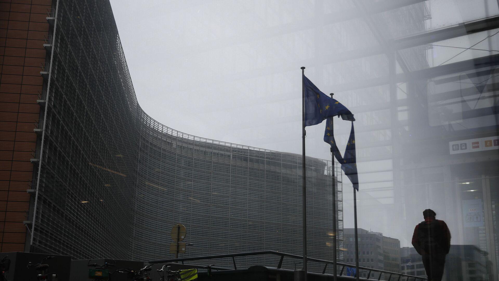 Komisja Europejska, Bruksela - Sputnik Polska, 1920, 03.09.2021