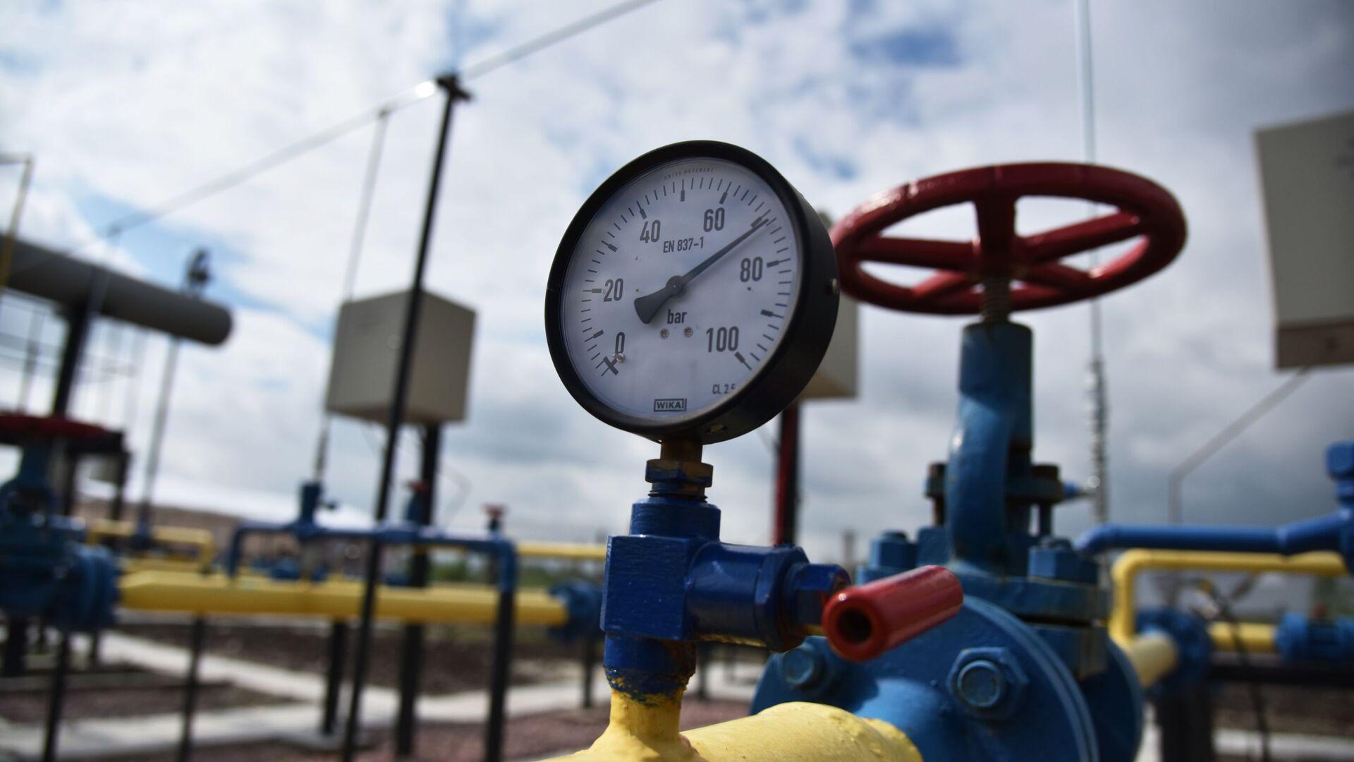 Ukraina obawia się wzrostu cen gazu po oddaniu do eksploatacji gazociągu Nord Stream 2. - Sputnik Polska, 1920, 18.09.2021