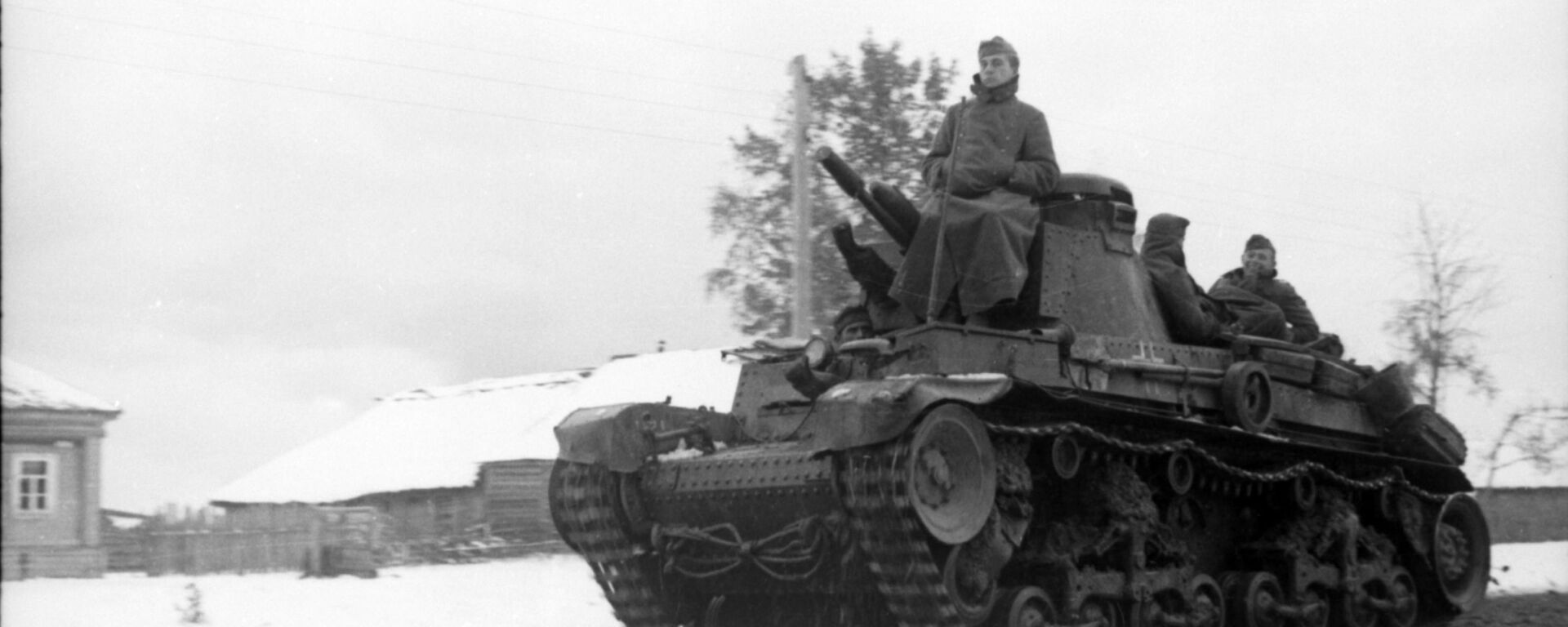 Czechosłowacki czołg LT vz.35 podczas operacji Barbarossa. - Sputnik Polska, 1920, 22.06.2021