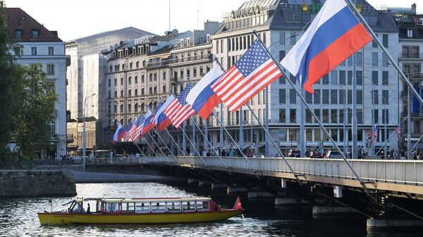 Szczyt Rosji i USA w Genewie 16 czerwca - Sputnik Polska