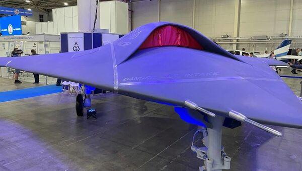 Makieta ukraińskiego drona ACE ONE - Sputnik Polska