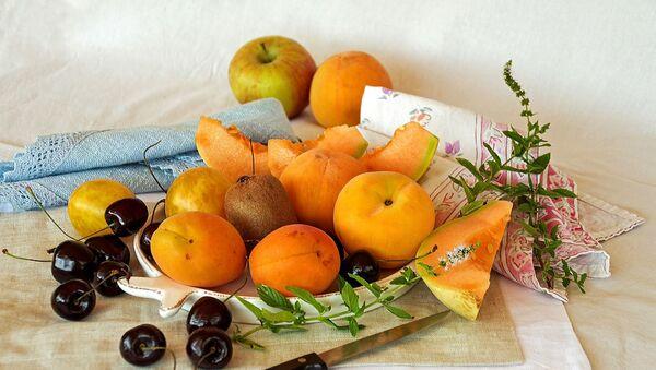 Owoce - Sputnik Polska