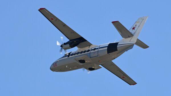 Samolot L-410. - Sputnik Polska