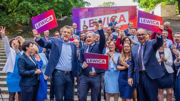 Lewica - Sputnik Polska