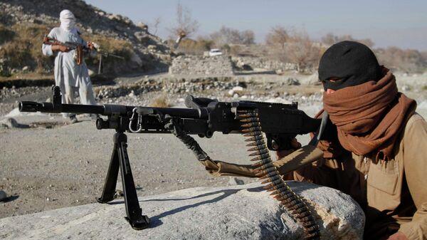 Боевики радикального движения Талибан в Афганистане - Sputnik Polska