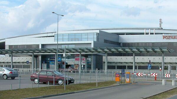 Аэропорт Познань-Лавица в Польше - Sputnik Polska