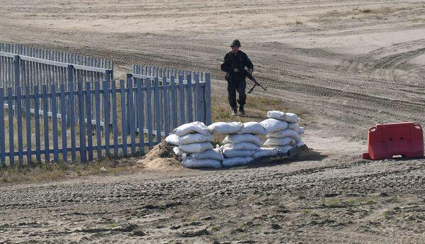 . Praktyczne działania wojsk odbywają się w dniach 10-16 września na dziewięciu poligonach w Rosji i na pięciu na Białorusi. - Sputnik Polska