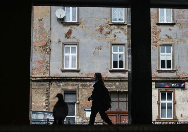 Dzielnica mieszkaniowa Bytomia - Sputnik Polska