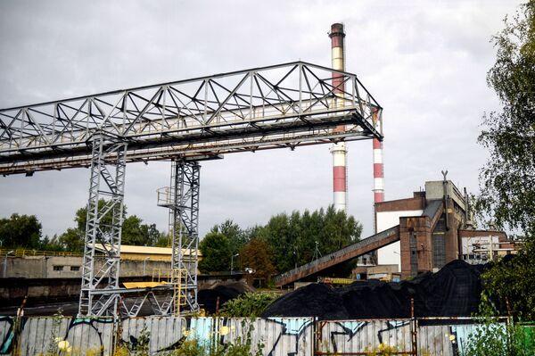 Dalkia Polska Energia – Zakład Produkcyjny Szopienice (dawniej Huta Metali Nieżelaznych oraz elektrociepłownia Szopienice w Katowicach) - Sputnik Polska
