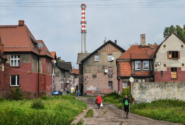 Dzielnica Bobrek w Bytomiu - Sputnik Polska