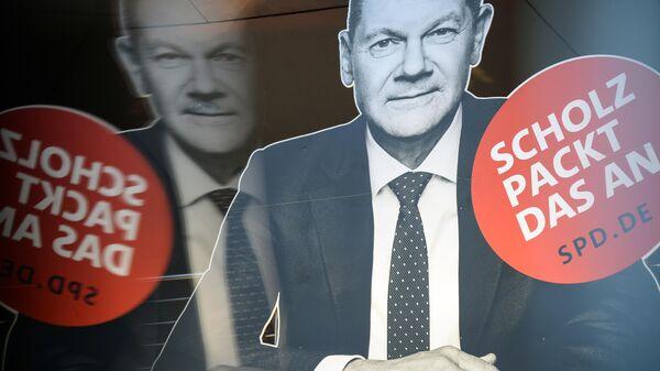 Wybory parlamentarne w Niemczech, 2021 - Sputnik Polska