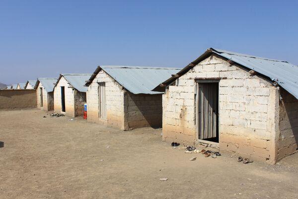 Obóz dla uchodźców w Choście - Sputnik Polska