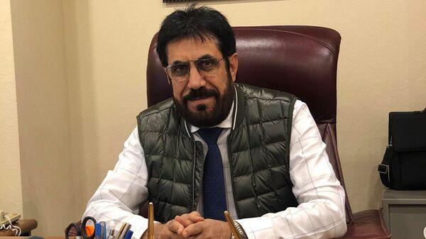 Президент Центра диаспор Афганистана в России Гулам Мохаммад Джалал - Sputnik Polska