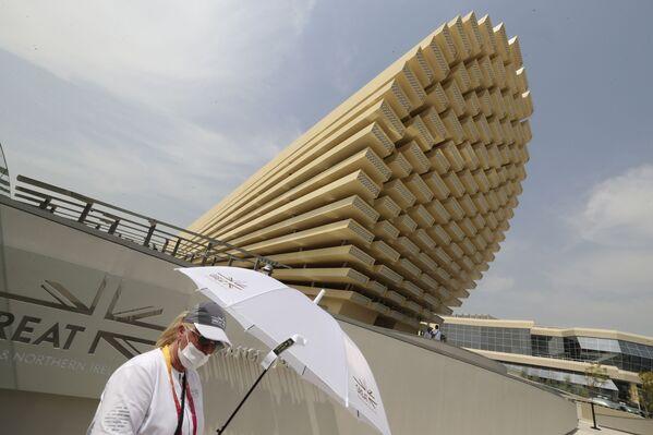 Pawilon Wielkiej Brytanii na Wystawie Światowej Expo-2020 w Dubaju, ZEA. - Sputnik Polska