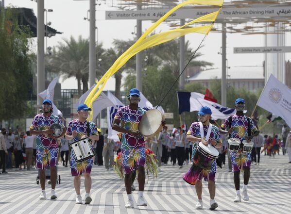 Dzień francuski na Wystawie Światowej Expo-2020 w Dubaju, ZEA. - Sputnik Polska