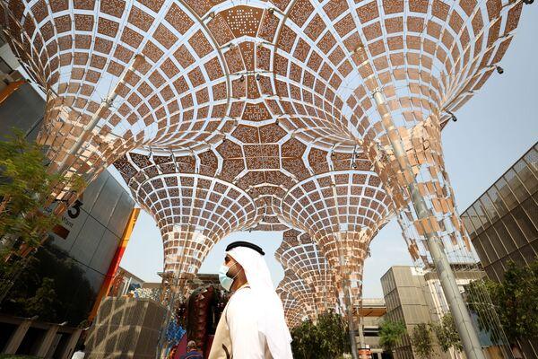 Wystawa Światowa Expo-2020 w Dubaju, ZEA. - Sputnik Polska